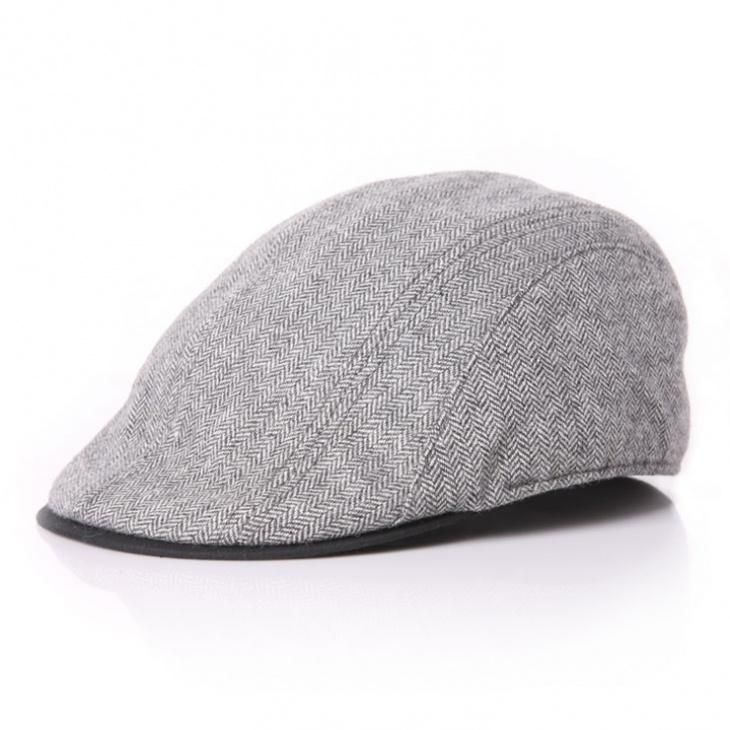 休闲贝雷帽
