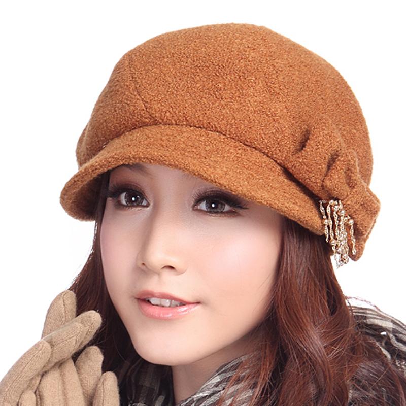 时尚可爱风女帽