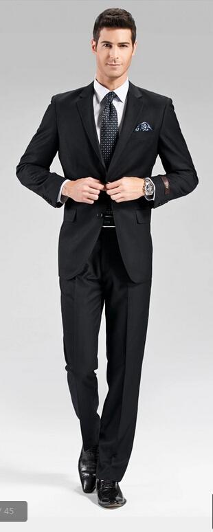 经典男西服