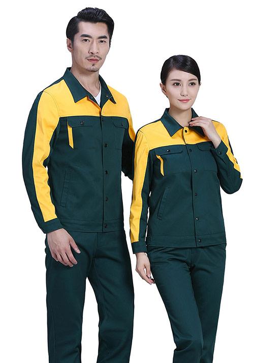 墨绿拼黄工程服