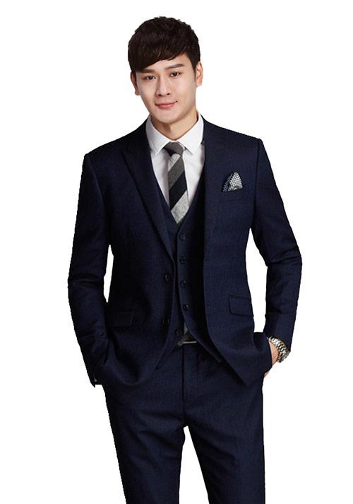 男士职业装时尚搭配技巧