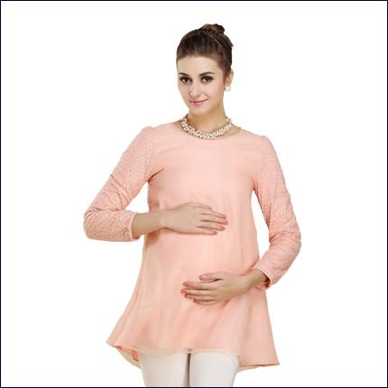 孕妇装面料识别方法
