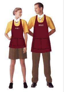 酒店厨师工作服别再买成衣,定制更合适