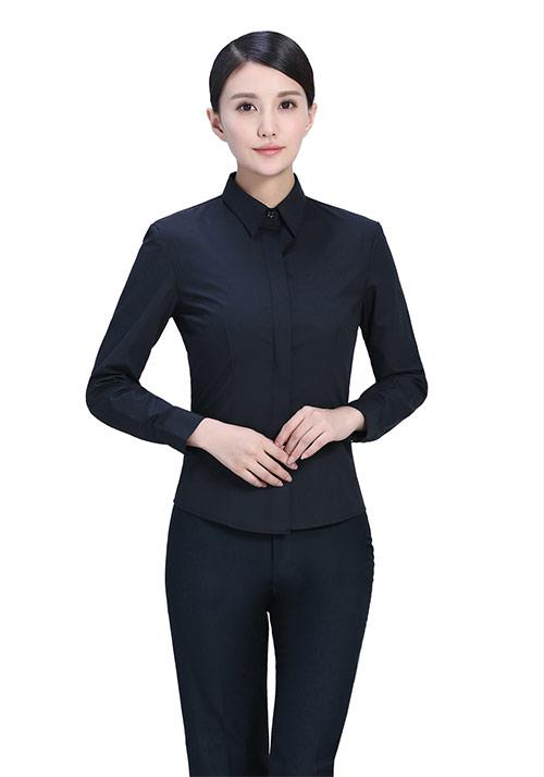 涨知识:职业装衬衫装穿着的几点注意事项