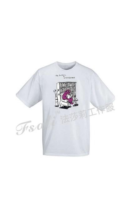 企业制作T恤的好处有哪些