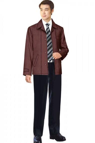 男士夹克定制,穿出自己的风格