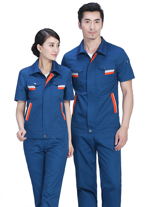 服装定制——怎么辨别和选择纯棉工作服