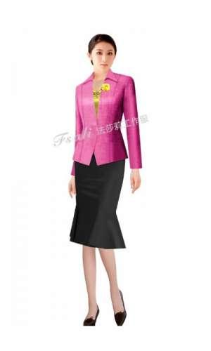 女性职业装礼仪