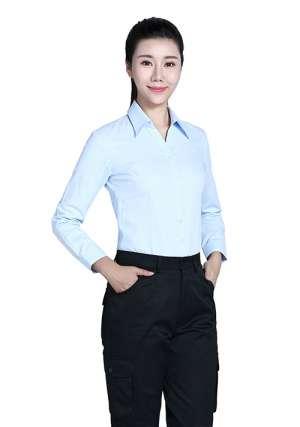 女士定制衬衫量身方法介绍