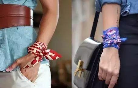 一条丝巾让你提升优雅时髦度【资讯】